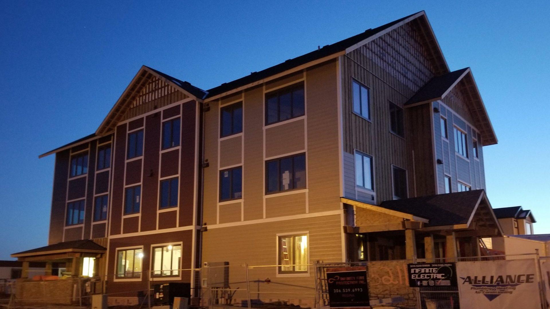 Input Housing